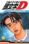Initial D, tome 19 par Shigeno