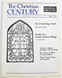 The Christian Century, Volume 101 Number 12, April 11, 1984