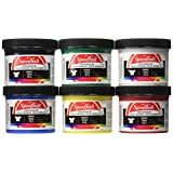 Speedball Fabric Screenprinting Ink Starter Set