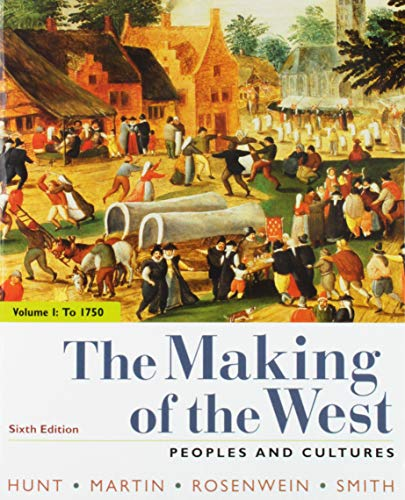 The Making of the West, Volume 1: To 1750: Peoples for sale  Delivered anywhere in USA