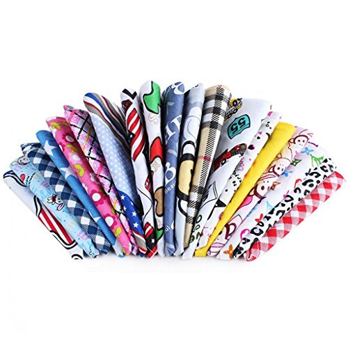 PET SHOW Pet Dog Cat Puppy Bandana Bibs Triangle Head Scarfs Accessories (Pet Bandana)