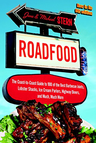 - Roadfood: The Coast-to-Coast Guide to 900 of the Best Barbecue Joints, Lobster Shacks, Ice Cream Parlors, Highway Diners, and Much, Much More, now in its 9th edition