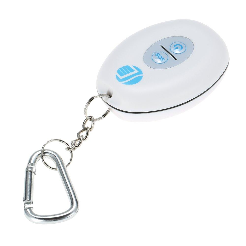 KKmoon Mini GPS Tracker Wasserdicht Smart Location Free APP für Kinder