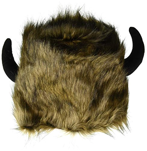 Jacobson Hat Company Men's Lodge Hats with Black Horns