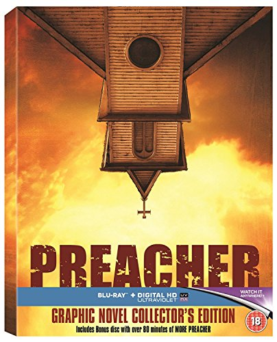 Preacher - Season 1 - Limited Collector's Edition [Blu-ray]