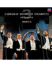 Three Tenors 25Th Anniversary Edition (Carreras,Domingo,Pavarotti In Concert)