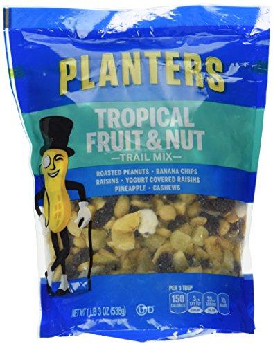 Planters Tropical Fruit & Nuts Trail Mix (19 oz Bag)