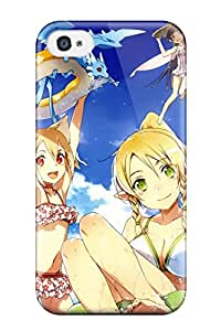 Rachel Kachur Bordner's Shop vocaloid armor anime girls Anime Pop Culture Hard Plastic iPhone 4/4s cases