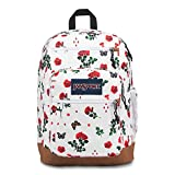 JanSport Cool Student Laptop Backpack - Rose Garden
