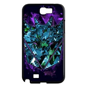 Custom Transformers Hard Back Cover Case for Samsung Galaxy Note 2 NT317