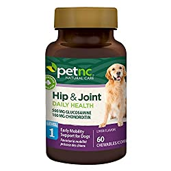 PetNC Natural Care Hip and Joint Health