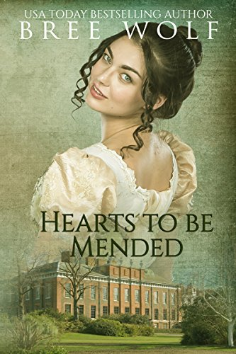 Hearts to Be Mended: A Regency Romance (A Forbidden Love Novella Series Book 6) ()
