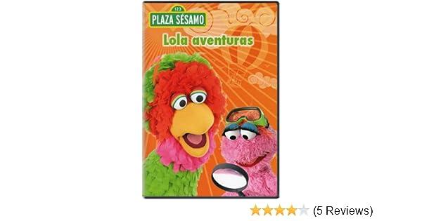 Amazon.com: Plaza Sesamo: Lola Aventras: Pam Arciero, Eugenio Bartilotti, Julianne Buescher, Edward G. Christie, Kevin Clash, Marcia Coutiño, ...