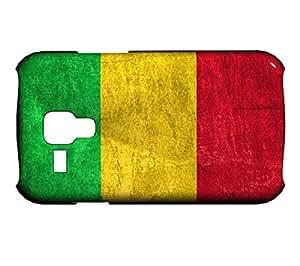 Funda Carcasa para Galaxy S3 Mini Bandera MALÍ 01