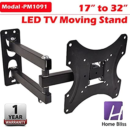 Buy Home Bliss Heavy Wall Mount Stand For 17 32 Inch Lcd Led Tv