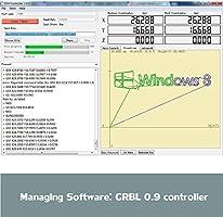 Purewords DIY CNC Router Machine 1610 GRBL Control PCB Wood