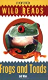 Frogs and Toads, Judy Allen, 0199119295
