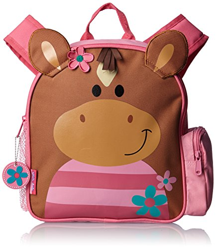 Horse Backpack - Stephen Joseph Boys' Mini Sidekick Backpack, Girl Horse