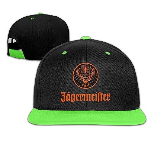 ieefta-jagermeister-logo-adjustable-snapback-hip-hop-baseball-hat-for-kids