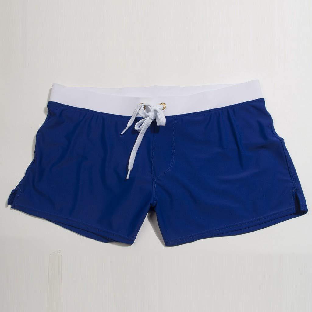 Swimwear Delgado Traje De Ba/ño S/ólido Bikinis Transpirable Verano Bikini Fitness Trikini Hombre Tankini Pantalon Ropa De Playa Monokini Shorts Y Bermudas Trajes De Ba/ño Hombre Ba/ñador Cosiendo