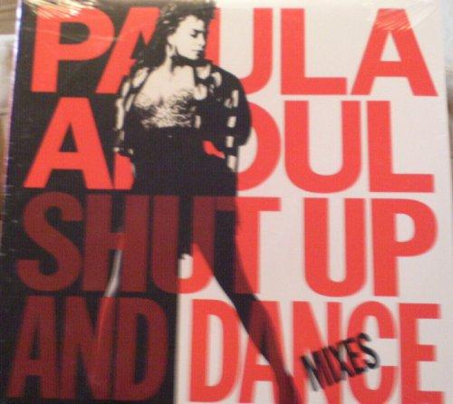 Shut Up And Dance [vinyl] Paula Abdul (1990) New, Sealed