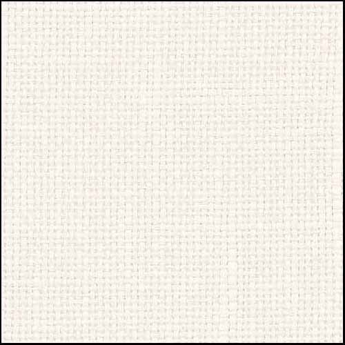 Zweigart 32Ct Belfast Linen-18X27 Needlework Fabric - White