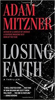 Losing Faith by Adam Mitzner (2015-12-29)