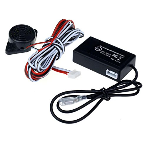 Perman Electromagnetic Auto Car Safety Parking Reversing Reverse Backup Radar Sensor