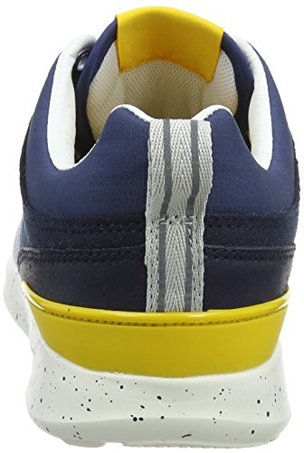 Pepe Jeans London Jayden Knit Junior, Zapatillas Para Niños Azul (Naval Blue)