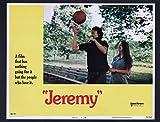 MOVIE POSTER: Jeremy Lobby Card #1-1973-Robby