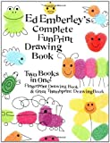 img - for Ed Emberley's Complete Funprint Drawing Book by Ed Emberley (2002-04-01) book / textbook / text book