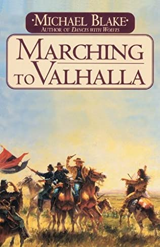 book cover of Marching To Valhalla