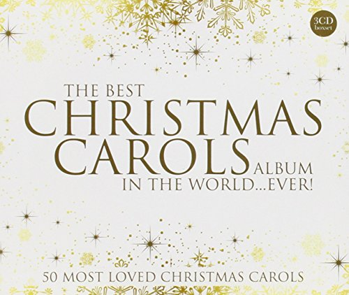 Christmas Carols Cd - Best Christmas Carols Album in the World...Ever