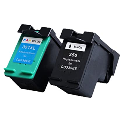 caidi Remanufactured HP 350 X L 351 X L Cartuchos de Tinta ...