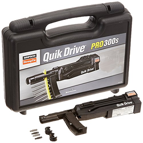 Quik Drive Auto (Simpson Strong Tie QDPRO300SG2 Quik Drive Decking Attachment for PRO300S)