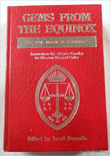 Gems from the equinox instructions by aleister crowley for his gems from the equinox instructions by aleister crowley for his own magical order aleister crowley 9780875421131 amazon books fandeluxe Document