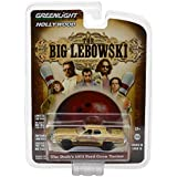The Dude's 1973 Ford Gran Torino The Big Lebowski Movie (1998) Hollywood Series 18 1/64 Diecast Model Car by Greenlight 44780 D