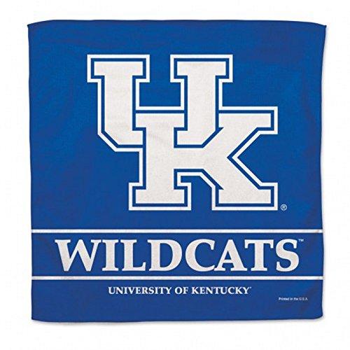 Wildcats Printed Towel - WinCraft NCAA, University of Kentucky Wildcats - Burp Cloth, 16