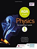 img - for AQA A Level Physics Student Book 1 (AQA A level Science) by Nick England (2015-03-27) book / textbook / text book