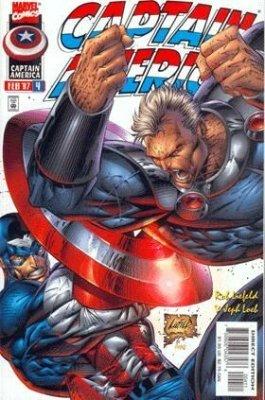 (Captain America #4