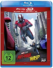 Ant-Man and the Wasp  (+ Blu-ray 2D)