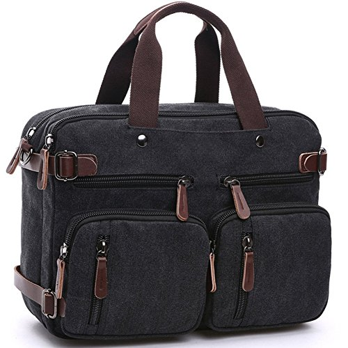 CESU Laptop Bag Hybrid Briefcase Backpack