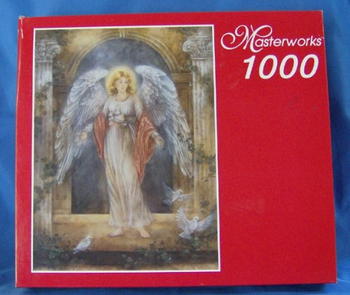 Masterworks Roseart Guardian Angel 1000pc Jigsaw Puzzle