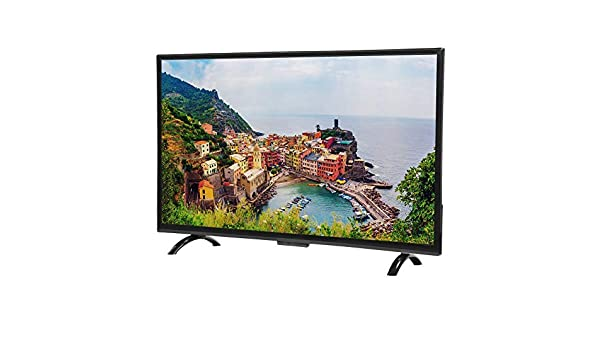 logozoe Televisor 4K de Pantalla Curva Grande de 43 Pulgadas, conversión en Tiempo Real HDR Inteligencia Artificial Voice(European regulations): Amazon.es: Electrónica