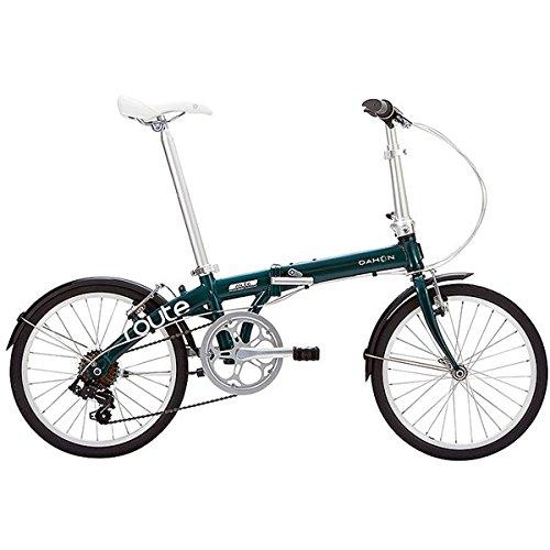 DAHON(ダホン) 折りたたみ自転車 Route フォレストグリーン B076P77WT3