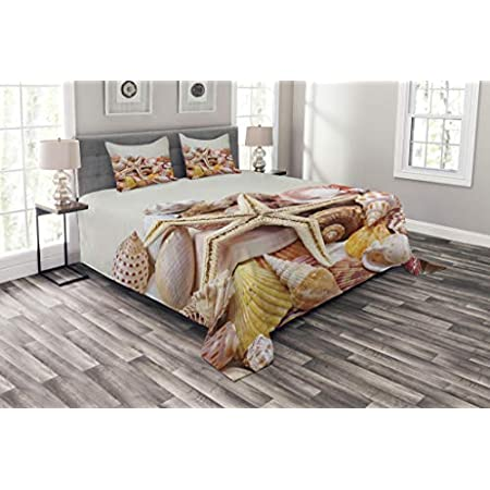 51wBA22j4mL._SS450_ Seashell Bedding and Comforter Sets
