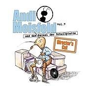 Andi Meisfeld und das Rätsel der Schallplatten (Andi Meisfeld 7 - Director's Cut) | Tom Steinbrecher