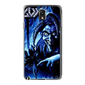 Samsung Galaxy Note3 SrF17288HZGa Custom Fashion Edguy Band Pictures Protector Cell-phone Hard Cover -KennethKaczmarek
