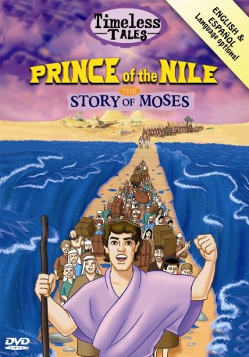 DVD : Timeless Tales: Prince Of The Nile (Colorized)