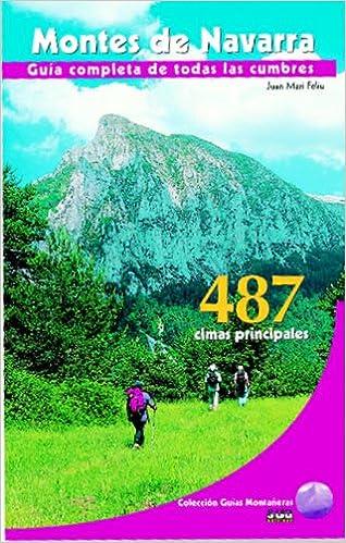 Montes de Navarra (Guías montañeras)